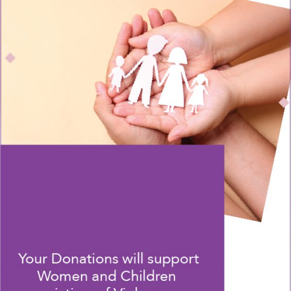 Donate for Women and children Violance